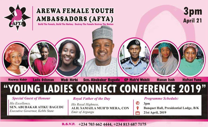 Arewa Female Youth Ambassadors (AFYA)